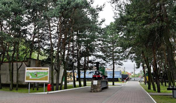28009 603x354 - Барановичский музей железнодорожной техники