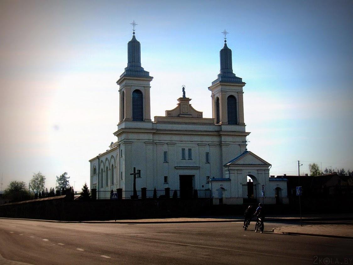 3 3 - Веломаршрут с Дмитрием Карачуном: Волковыск-Гнезно-Порозово-Лыскаво-Береза