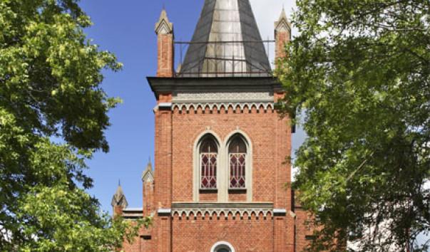 326221 603x354 2 - Бывшая лютеранская церковь в Полоцке