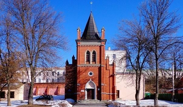 34782 603x354 2 - Бывшая лютеранская церковь в Полоцке
