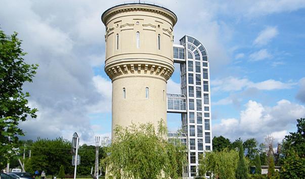 34786 603x354 2 - Бывшая водонапорная башня в Полоцке