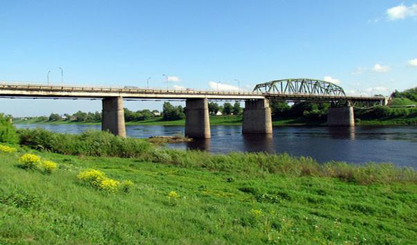 34883 603x354 2 - Железнодорожный мост через Западную Двину в Полоцке