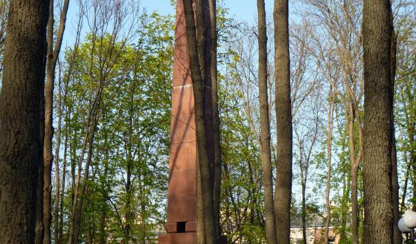 376376 603x354 2 - Памятник героям Отечественной войны 1812 года в Витебске