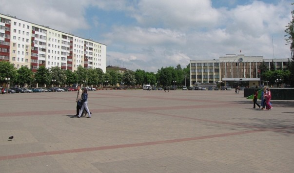 39197 603x354 2 - Центральная площадь в Солигорске