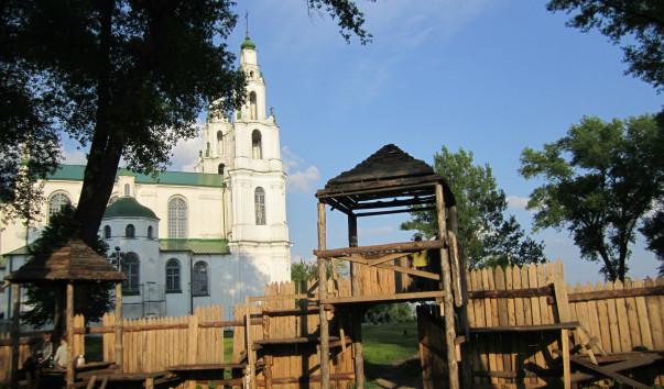 412482 603x354 2 - Верхний замок в Полоцке