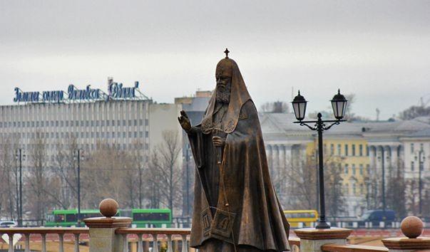 43836 603x354 2 - Памятник патриарху Алексию II в Витебске