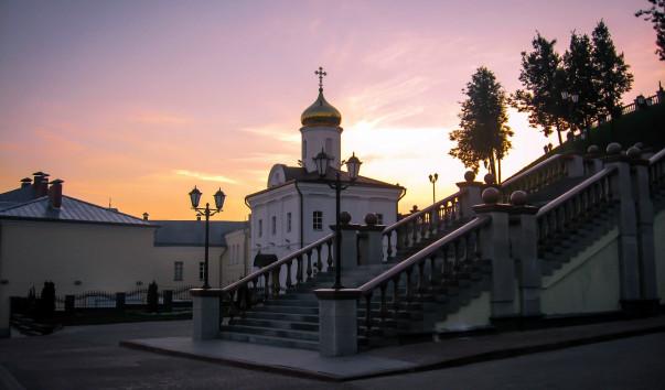 482830 603x354 2 - Свято-Духов женский монастырь в Витебске