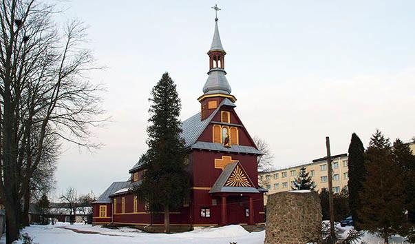 54362 603x354 2 - Костел Крестовоздвиженский в Барановичах
