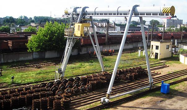 54364 603x354 2 - Локомотивное депо в Барановичах
