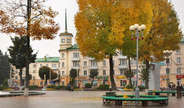 587608 603x354 2 - Улица Ленина в Барановичах