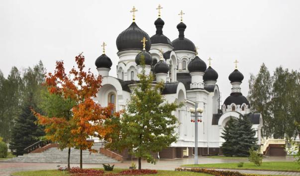 587609 603x354 - Церковь св. Жен-мироносиц в Барановичах