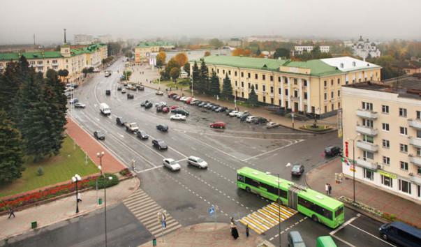 587614 603x354 2 - Улица Ленина в Барановичах