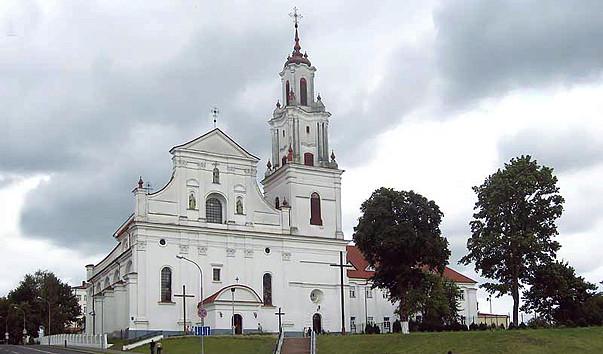 6901 603x354 2 - Бернардинский монастырь в Гродно