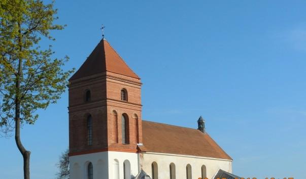 70792 603x354 2 - Костел Святого Николая в Мире