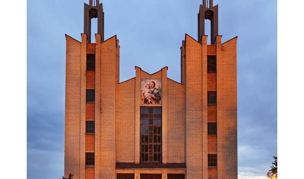 71922 603x354 2 - Костел Святого Иосифа в Молодечно