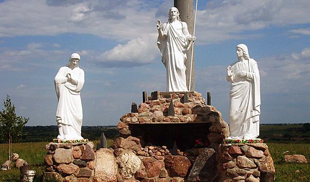 7287 603x354 2 - Макет гроба Господня в деревне Мосар