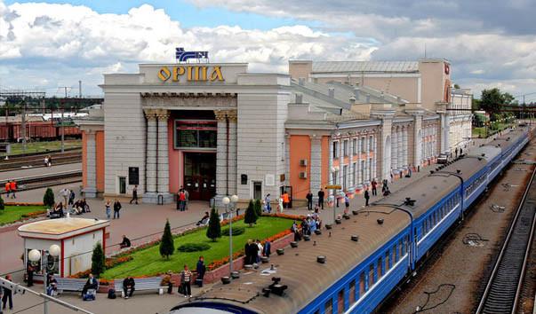 73329 603x354 2 - Железнодорожный вокзал станции Орша