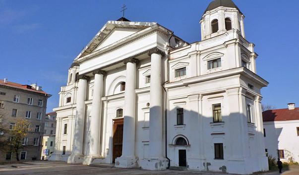 7372 603x354 2 - Кафедральный костел святого Станислава в Могилеве