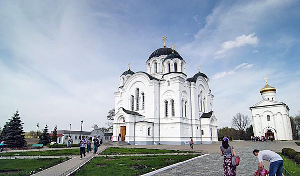 7585 603x354 2 - Спасо-Евфросиниевский женский монастырь в Полоцке