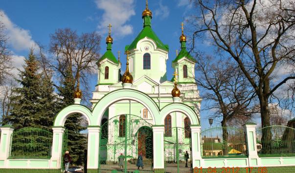 77439 603x354 - Кафедральный собор св. Симеона в Бресте