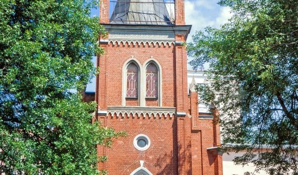 831883 603x354 2 - Бывшая лютеранская церковь в Полоцке