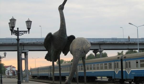 85568 603x354 2 - Железнодорожный вокзал Полоцка