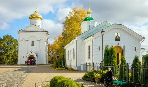 910660 603x354 3 - Спасо-Евфросиниевский женский монастырь в Полоцке