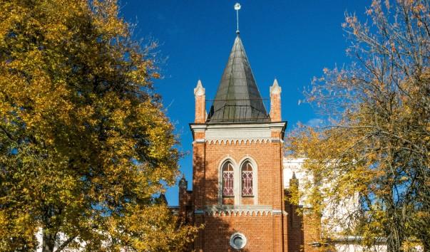 924007 603x354 2 - Бывшая лютеранская церковь в Полоцке