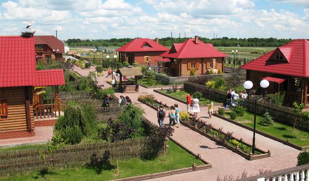 9274 603x354 2 - Комплекс «Белорусская деревня 19 века»