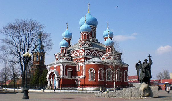 95656 603x354 2 - Воскресенский Собор в Борисове