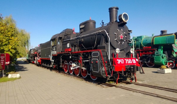 998349 603x354 - Брестский железнодорожный музей