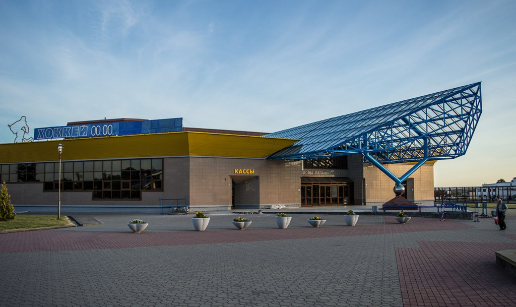 Aktiv Grodno - Гродненский центр олимпийского резерва по хоккею с шайбой