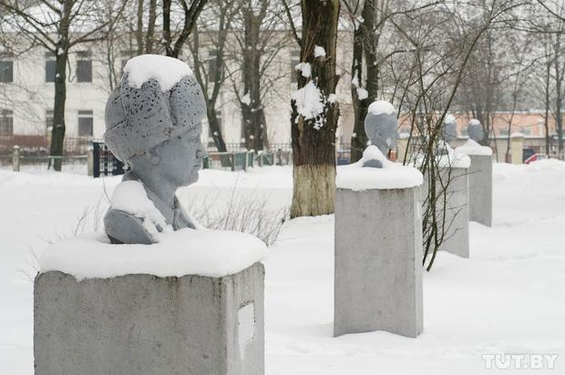 Аллея пионеров-героев