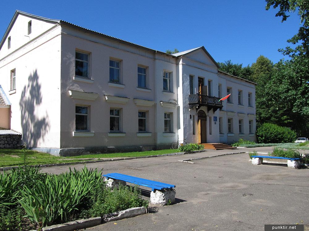 Beshenkovichi dvorets Hreptovichej 1 - Бешенковичи