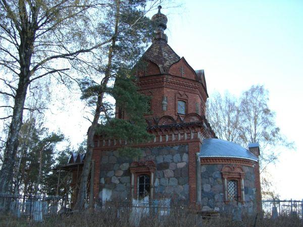 Bezdedovichi 2 - Свято-Иверская церковь в Бездедовичах