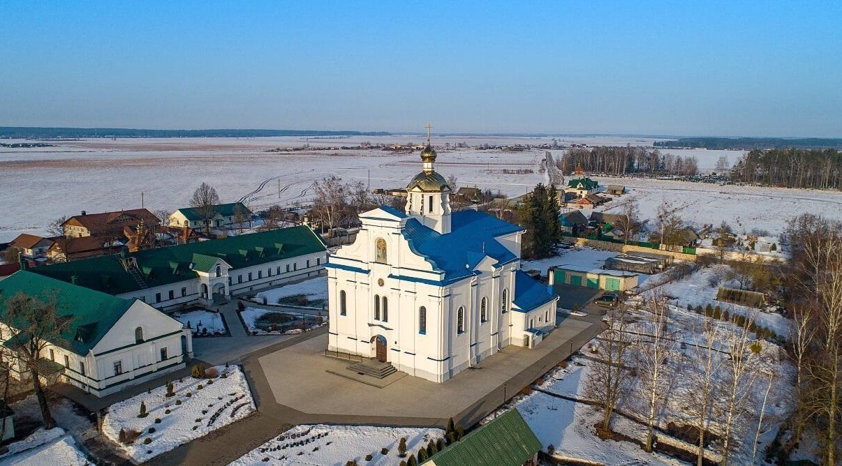 Благовещенская церковь Малые Ляды