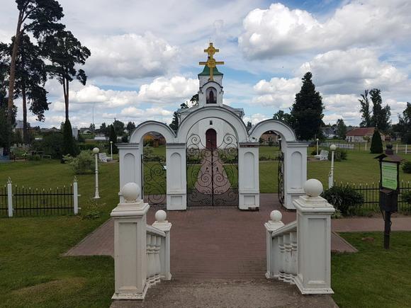 Borovka 2 1 - Церковь Святой Евфросинии Полоцкой в деревне Боровка