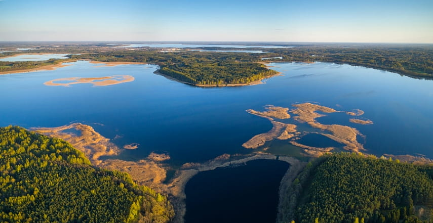 Braslavskie ozera 4 - Браславские озера
