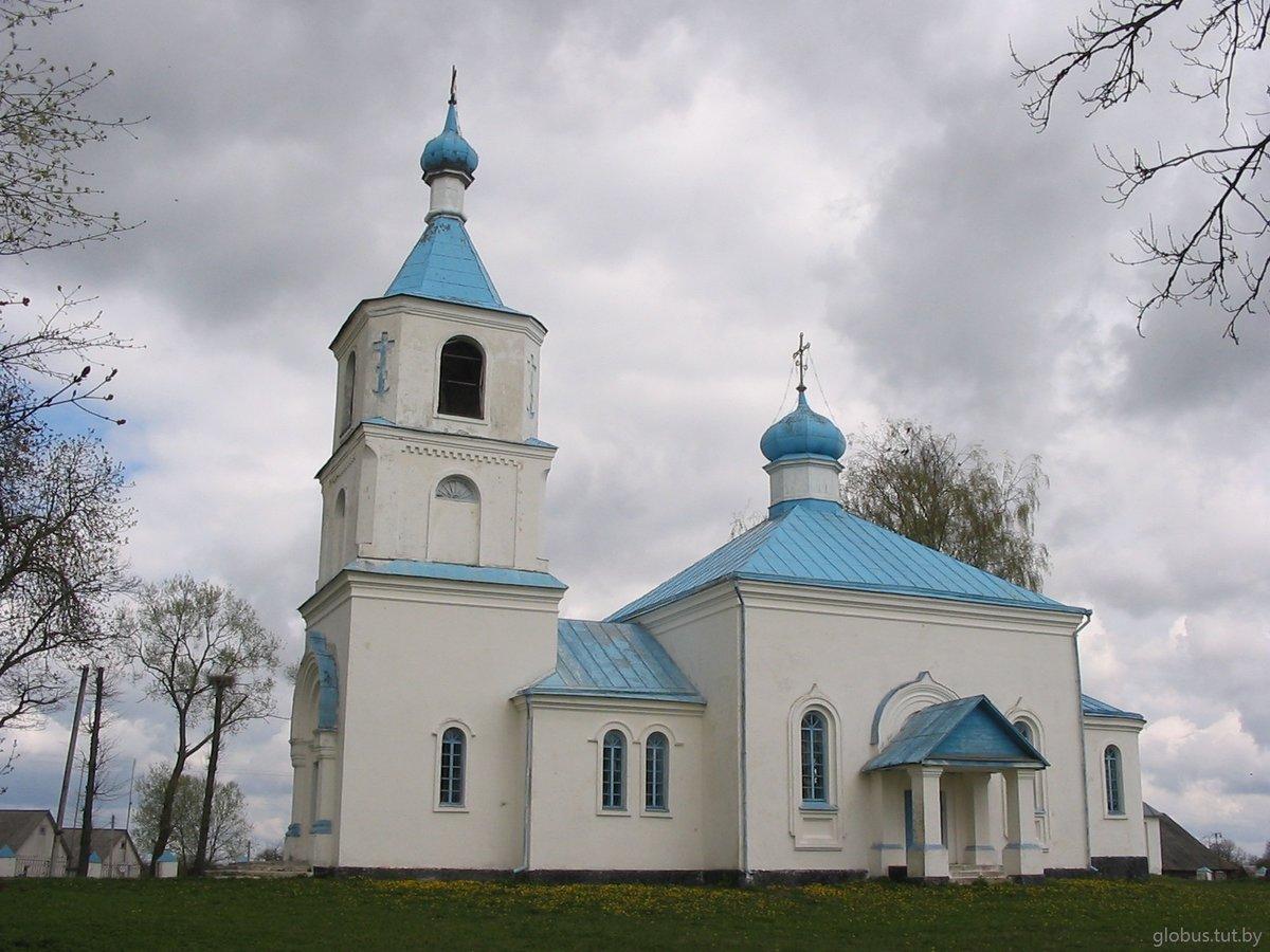 CHernevichi 1 - Церковь Святой Параскевы Пятницы в Черневичах