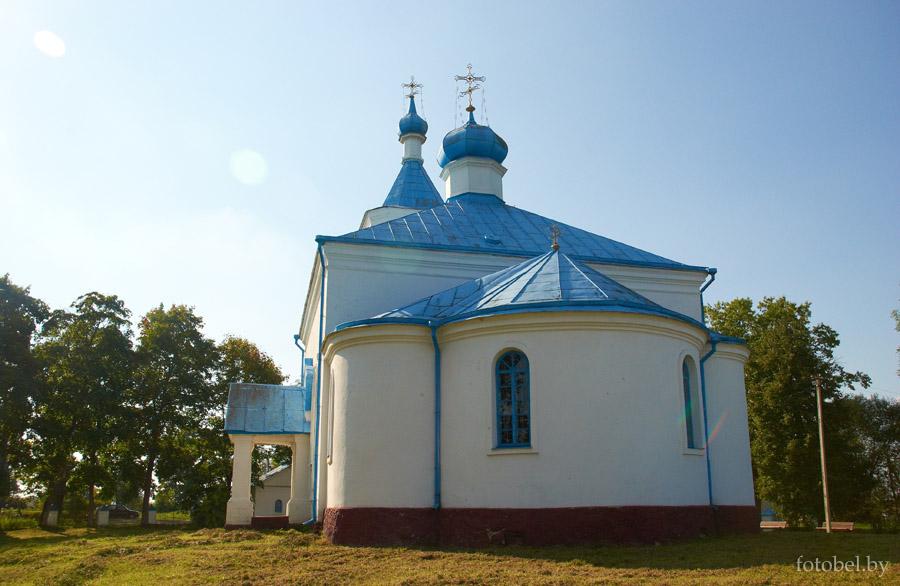 CHernevichi 2 1 - Церковь Святой Параскевы Пятницы в Черневичах