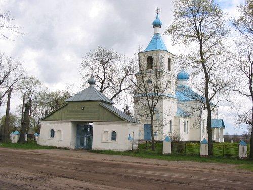 CHernevichi 3 - Церковь Святой Параскевы Пятницы в Черневичах
