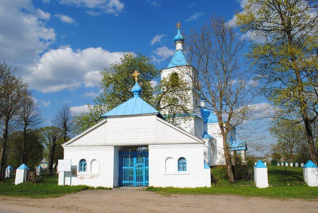 CHernevichi 4 - Церковь Святой Параскевы Пятницы в Черневичах