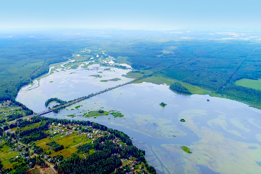 Чигиринское водохранилище
