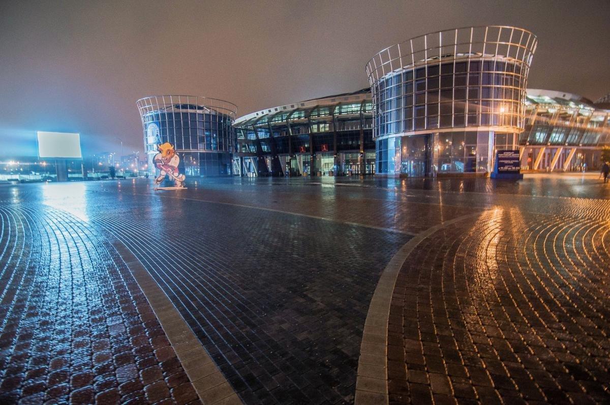 CHizhovka Arena - Чижовка Арена