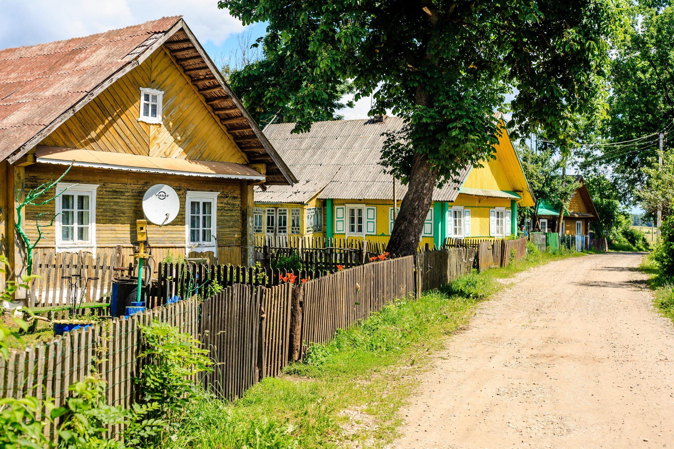 Деревня Литва