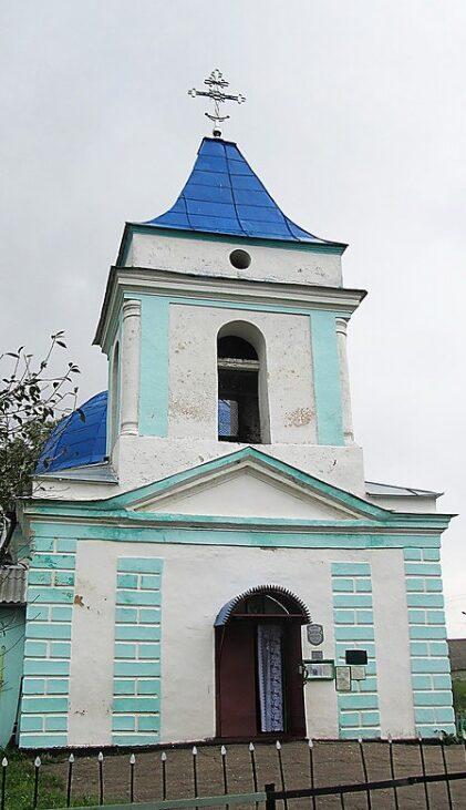 Dubrovno 2 e1614179662273 - Церковь Святой Живоначальной Троицы в Дубровно