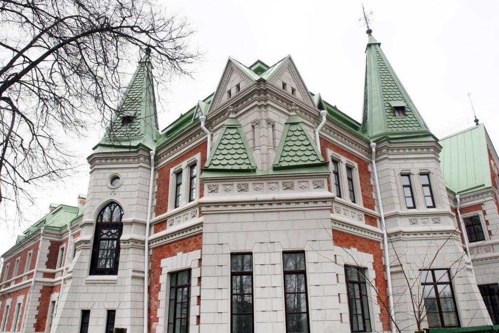 Dvorets v Gomele - Маршрут по замкам Гомельской области