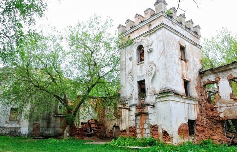 Дворец в Смиловичах