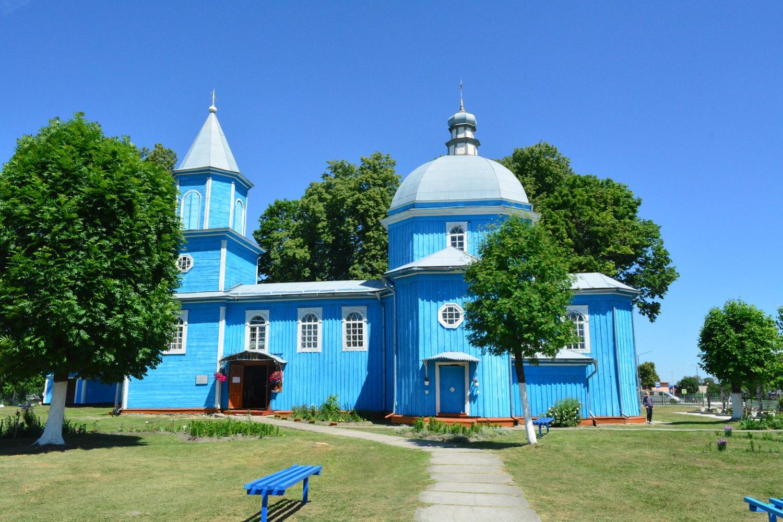 Elsk - Храм Святой Живоначальной Троицы в Ельске