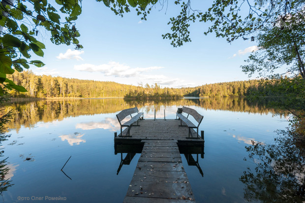 Глубелька озеро